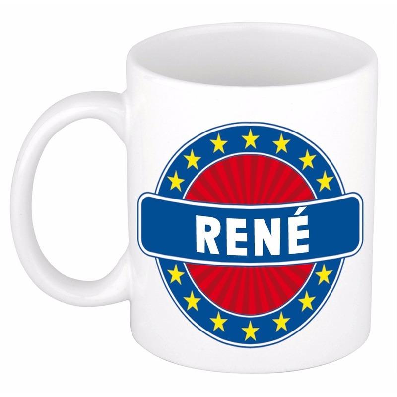 Kado mok voor Ren?