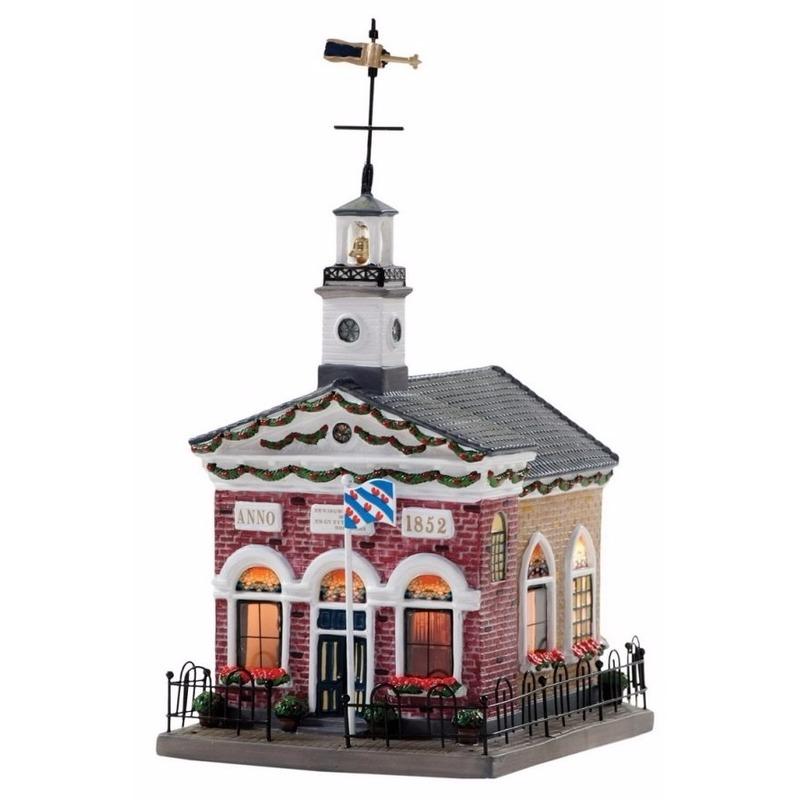 Kerstdorp Dokkum kerk