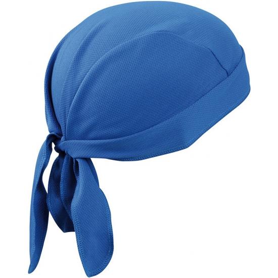 Kobalt bandana volwassenen