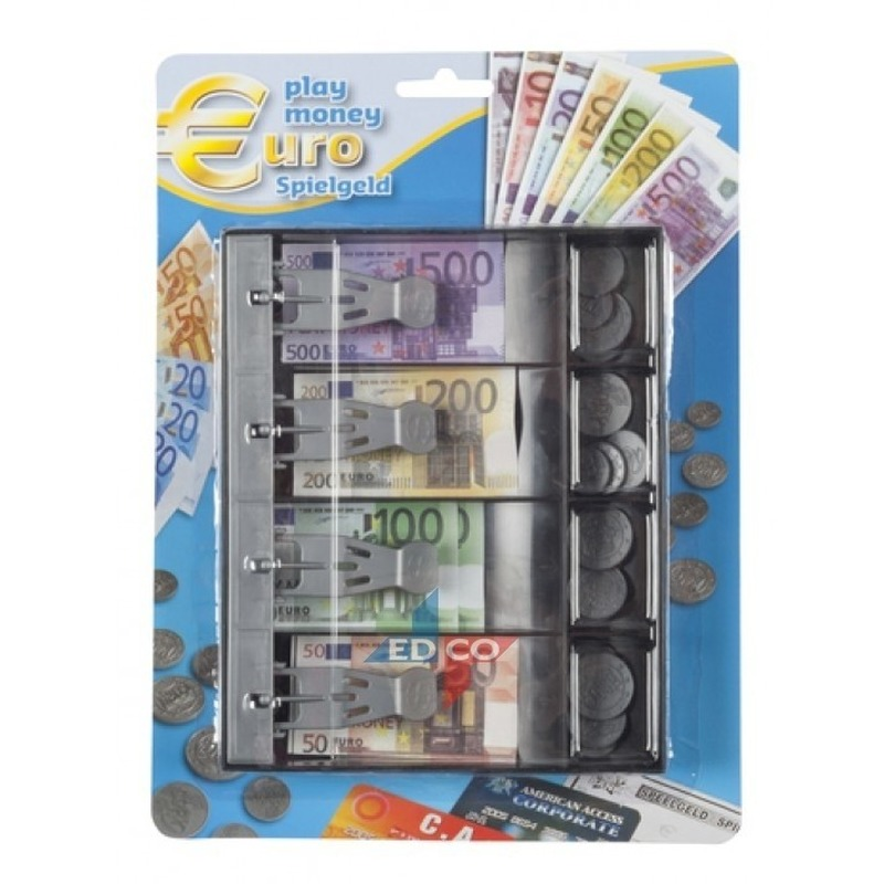 Nep geld euros voor kinderen winkeltje spelen