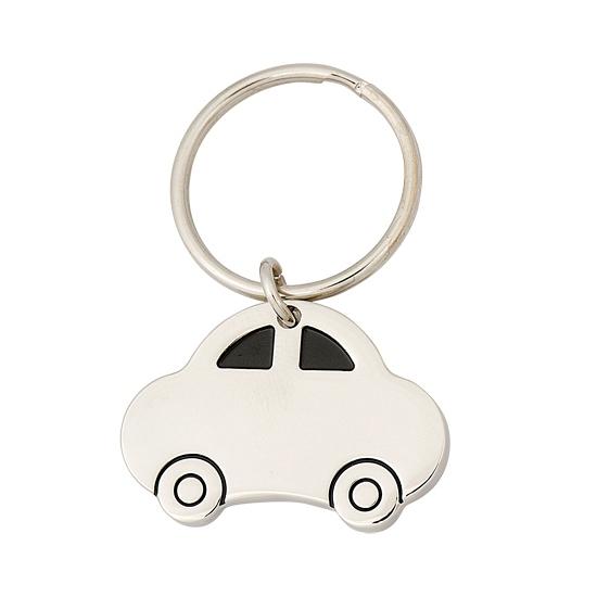 Nieuwe auto cadeau sleutelhanger