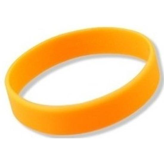 Oranje polsbandjes