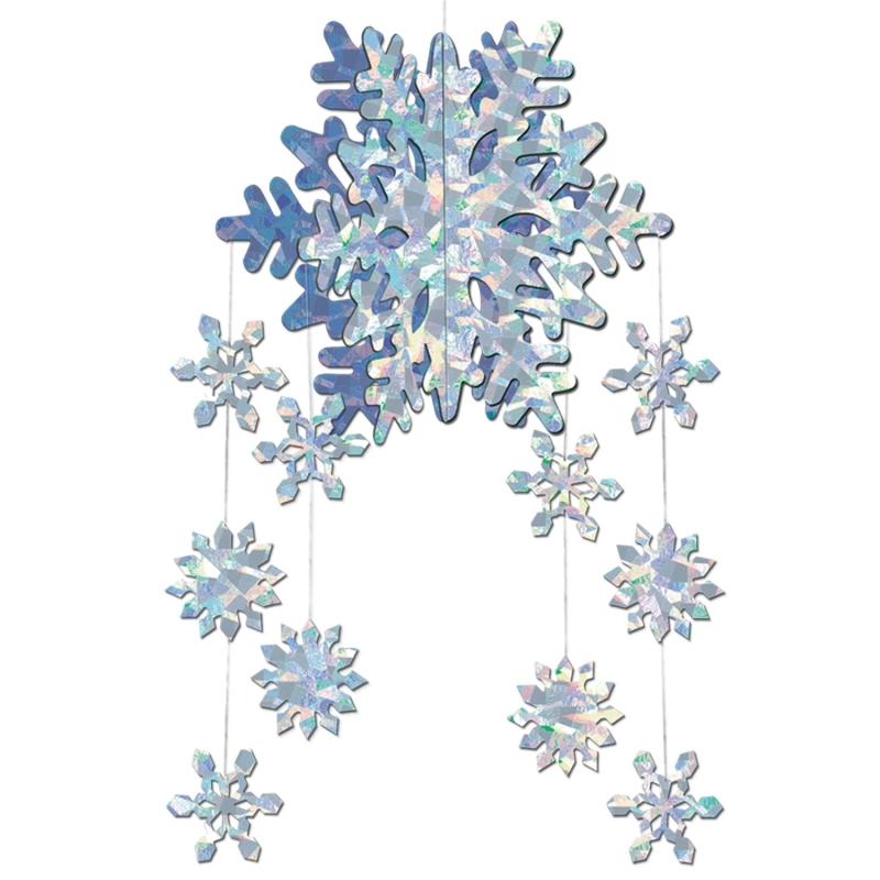 Winter wonderland 3D mobiel