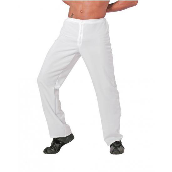 Witte broeken voor heren