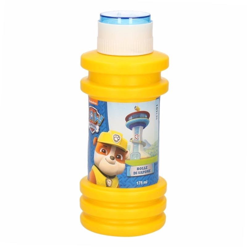 1x Maxi bellenblaas Paw Patrol 175 ml speelgoed voor kinderen