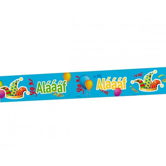 Alaaf party afzetlint 15 mtr