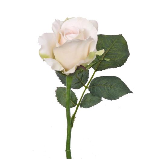 Alice kunst roos wit 30 cm