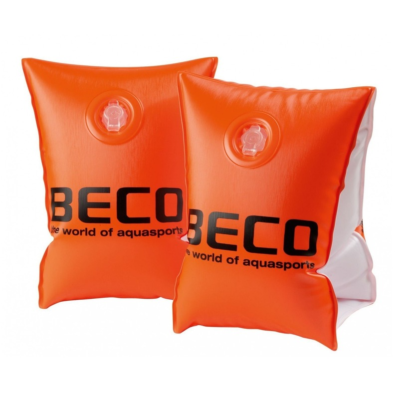 Beco zwembandjes maat 0 oranje 15-30 kg