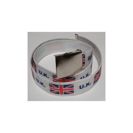 Ceintuur met Engelse vlag 115 cm