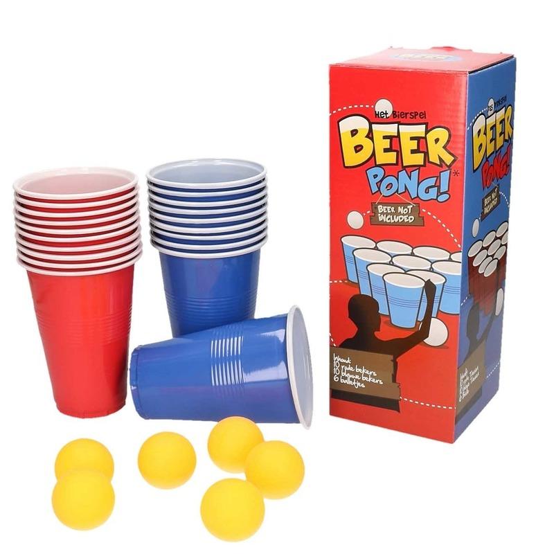 Drinkspel Bier Pong