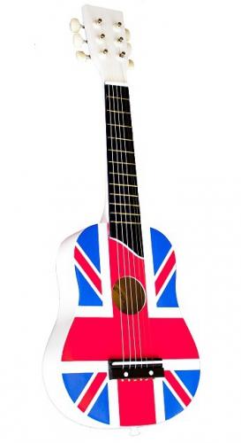 Engeland gitaren voor kinderen