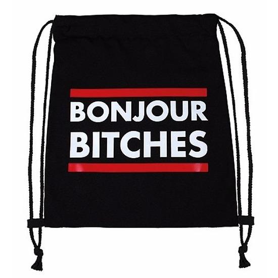 Festival tasje Bonjour Bitches