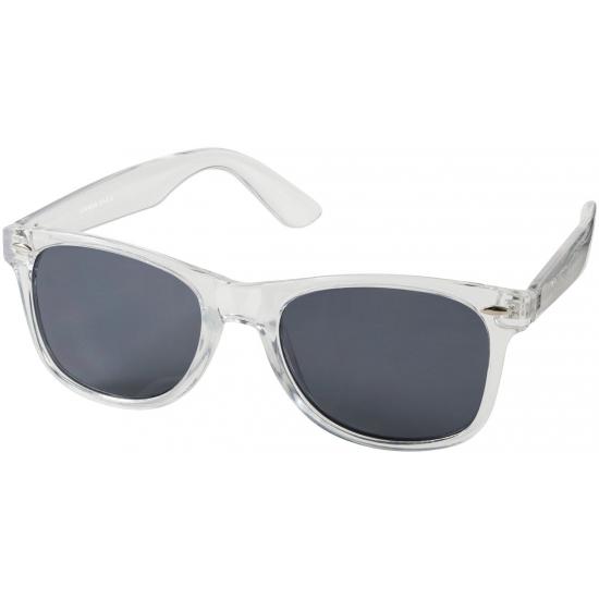 Festival zonnebril transparant