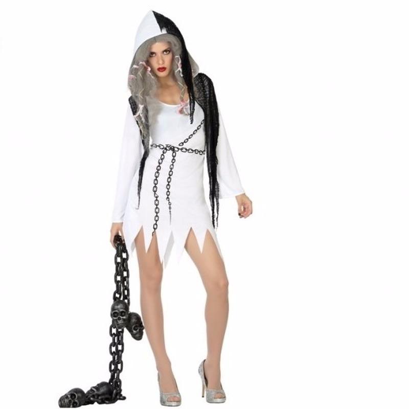 Geest kostuum jurkje voor vrouwen