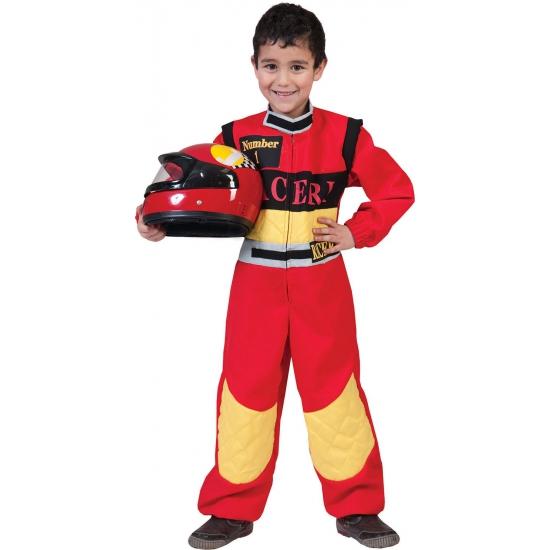 Grand prix coureurs kostuum voor kinderen