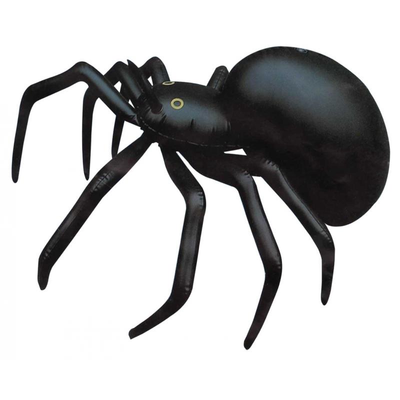 Halloween - Opblaasbare spin 91 cm