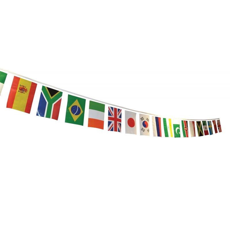 Internationale vlaggenlijnen