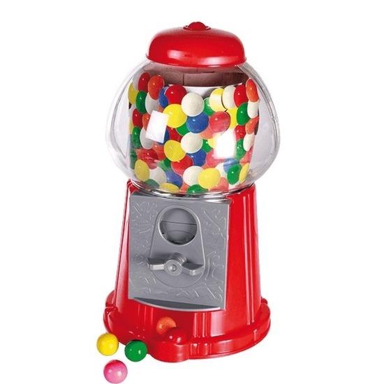 kauwgomballen machine 22 cm