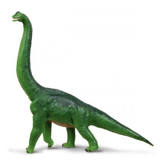 Kinder Brachiosaurus van plastic 23 cm