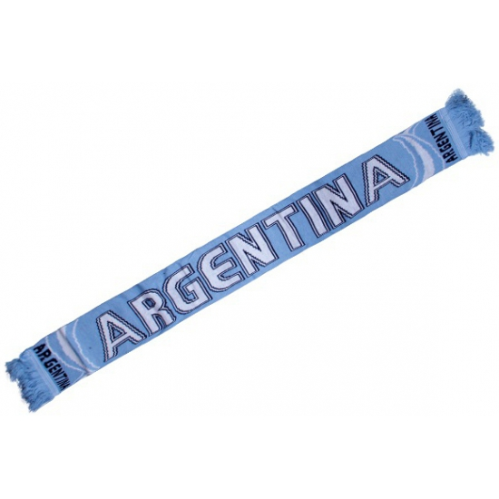 Landen supporter sjaal Argentinie