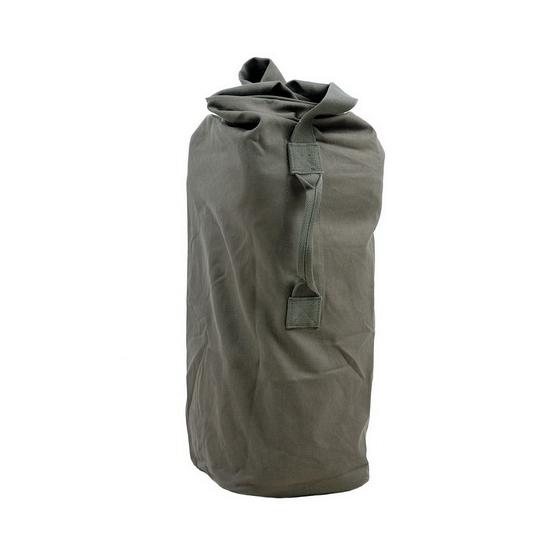 Legergroene duffel bag/plunjezak XL 90 cm