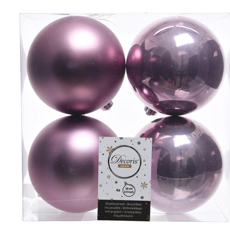 Feestartikelen Met Schilderset Kerstballen
