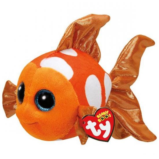 Mini pluche Nemo knuffel 15 cm