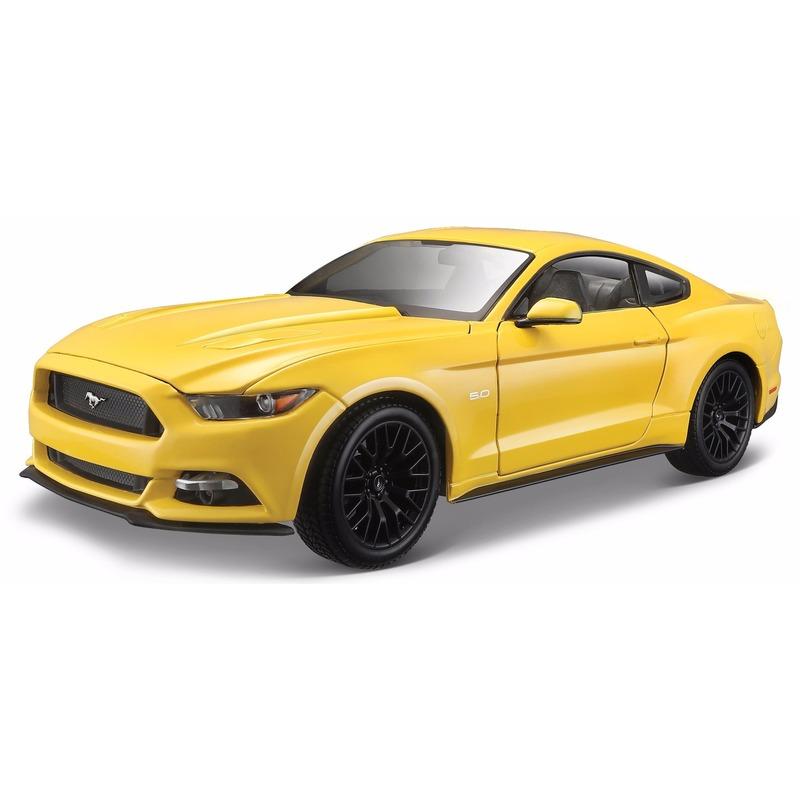Modelauto Ford Mustang 2015 1:18