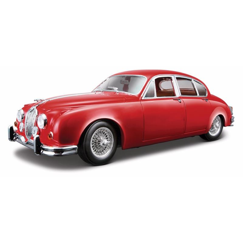 Modelauto Jaguar MKII 1:18