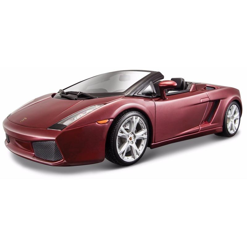 Modelauto Lamborghini Gallardo 1:18