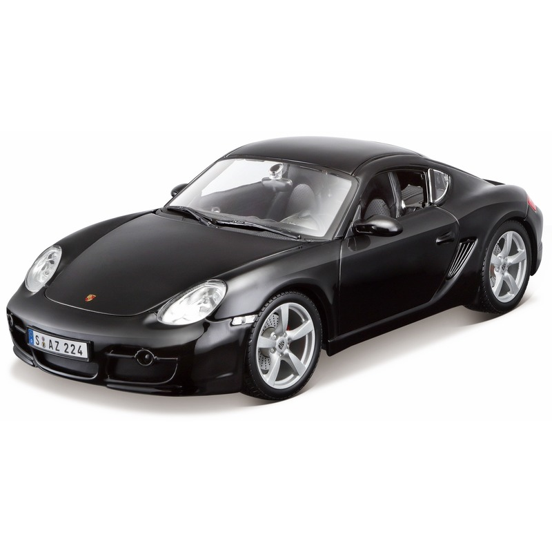 Modelauto Porsche Cayman S 1:18