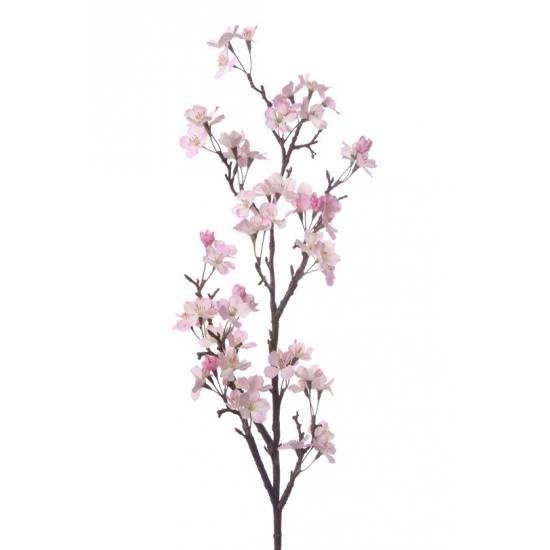 Nep appelbloesem 104 cm roze