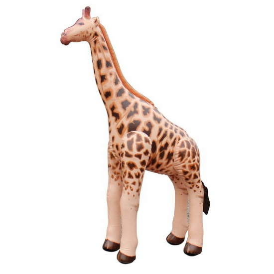 Opblaasbare giraffe 92 cm