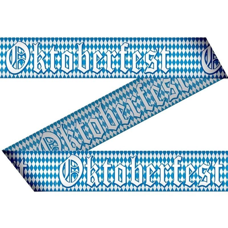 Party afzetlint Oktoberfest 15 meter