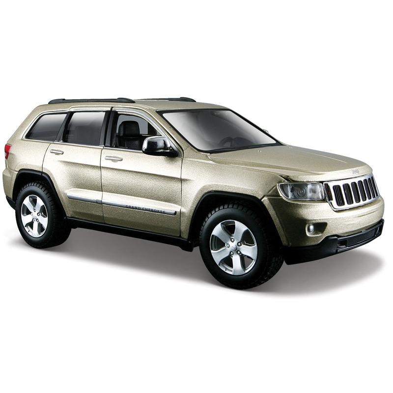 Speelgoed auto Jeep Grand Cherokee Laredo 1:24