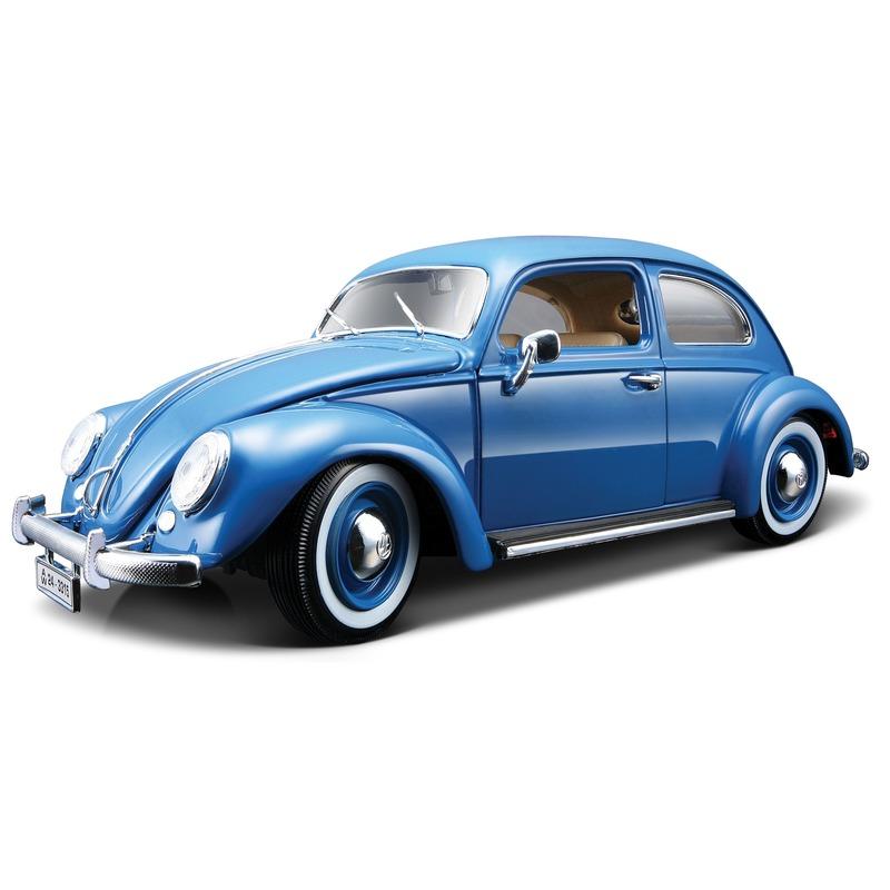Speelgoed auto Volkswagen Kever 1:18
