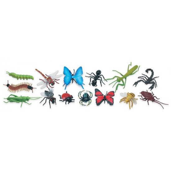 Speelgoed insecten 14 stuks