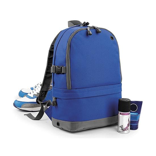 Sport rugzak blauw 18 liter