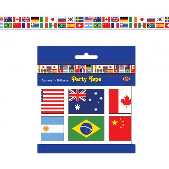 Wereld feest markeerlint