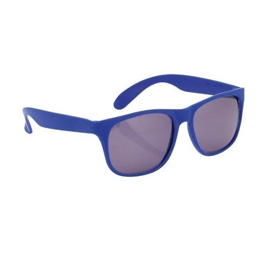 Zonnebrillen in het blauw
