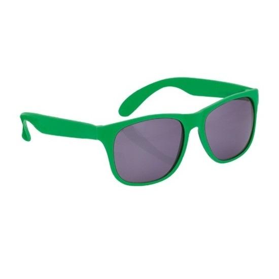 Zonnebrillen in het groen
